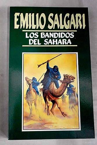 9788440200532: Los bandidos del Sahara