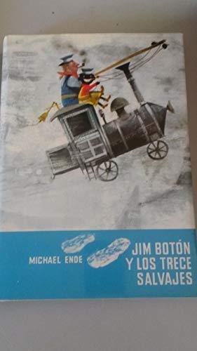 9788440202765: Jim Boton y Lucas el Maquinista