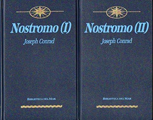 9788440207548: NOSTROMO. 2 vols.