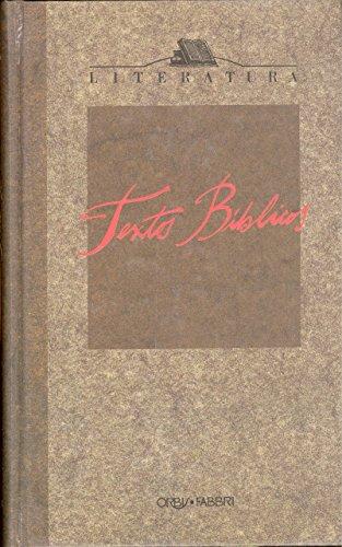 9788440211156: Textos bíblicos: antología