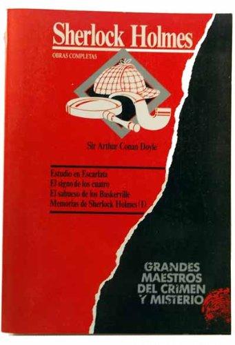 Sherlock Holmes (Obras completa): Sir Arthur Conan