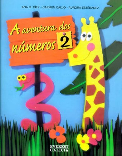 9788440303509: A aventura dos números 2