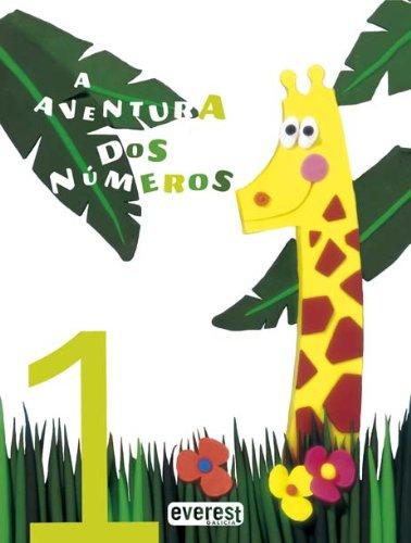 9788440310309: A aventura dos números 1 - 9788440310309