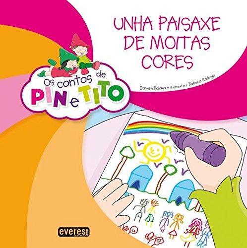 9788440310743: (G).PAISAXE MOITAS CORES.(CONTOS PIN E TITO)