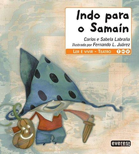 9788440311474: Indo para o Samaín (Ler é vivir)