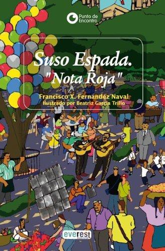 "Suso Espada. ""Nota Roja"": Francisco Xavier Fernández"