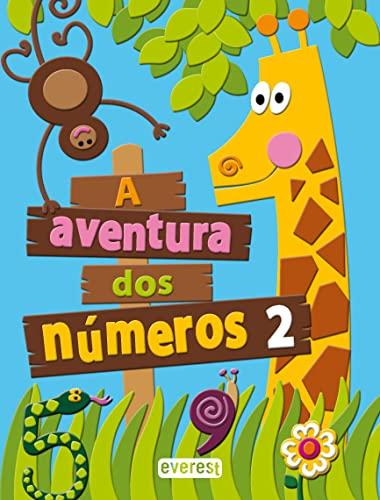 9788440312419: A aventura dos números 2 (La Aventura de los Números) - 9788440312419
