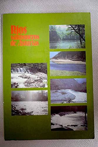 9788440401052: RÍOS SALMONEROS DE ASTURIAS (Oviedo, 1987)