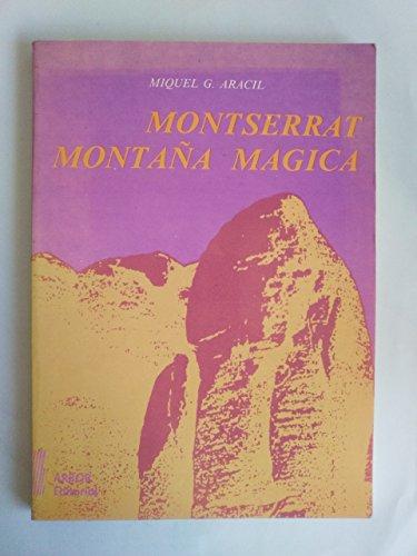 9788440402783: Montserrat montaña magica