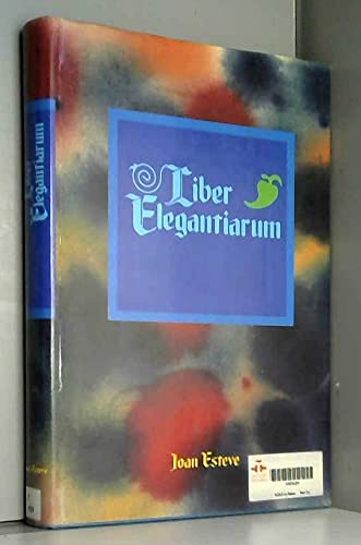 9788440420961: Liber elegantiarum