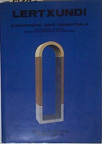 9788440426628: Lertxundi - Euskaradun Arte Unibertsala