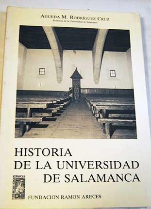 9788440461827: Historia de la universidad de Salamanca
