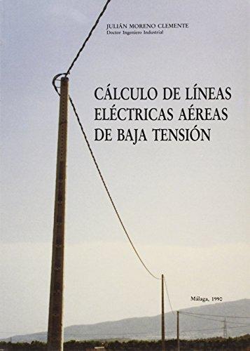 9788440479068: Cálculo de líneas eléctricas aéreas de baja tensión
