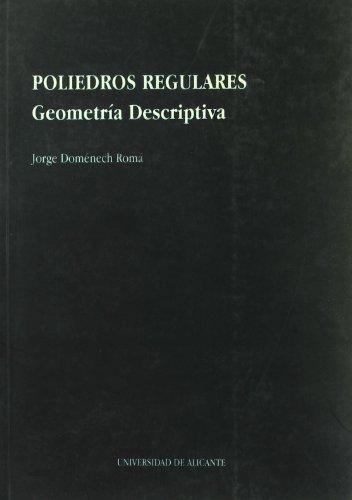 9788440496584: Poliedros regulares. geometriadescriptiva