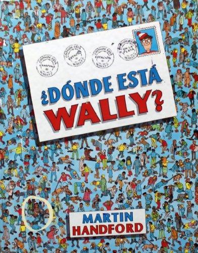 9788440601445: DONDE ESTA WALLY? (WALLY - EDB)