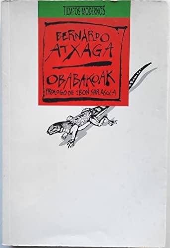 9788440611215: Obabakoak