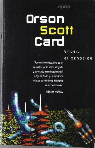 9788440616487: Ender, el Xenocida