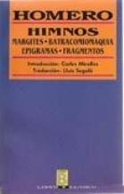 9788440617675: HIMNOS MARGITES BATRACOMIOMAQUIA EPIGRAMAS FRAGMENTOS