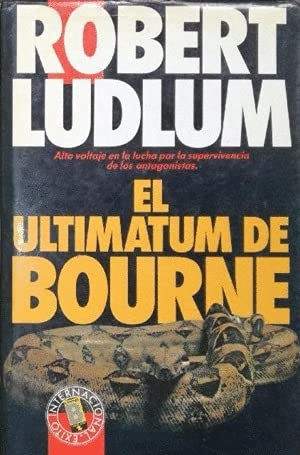 9788440617828: El Ultimatum De Bourne