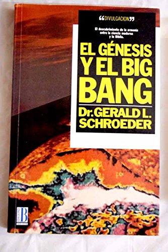 9788440625441: Genesis y el big bang, el