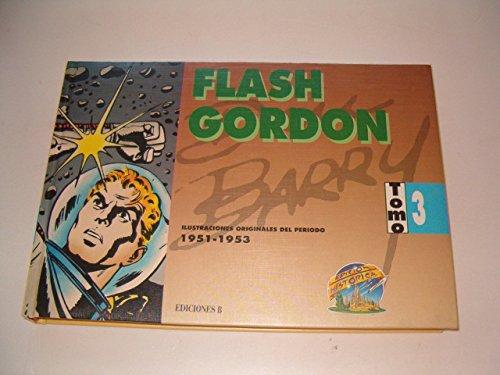 9788440628091: Flash Gordon Tomo 3 Iustraciones originales del periodo 1951-1953