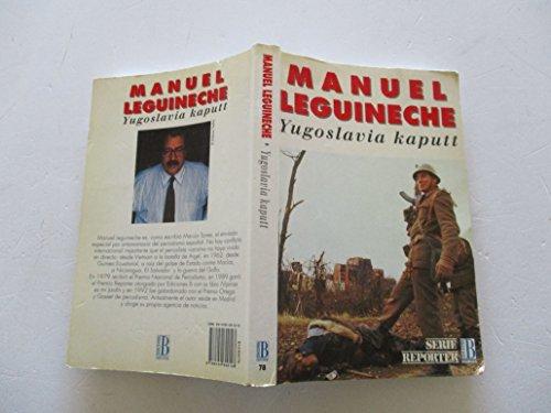 9788440629128: Yugoslavia kaputt