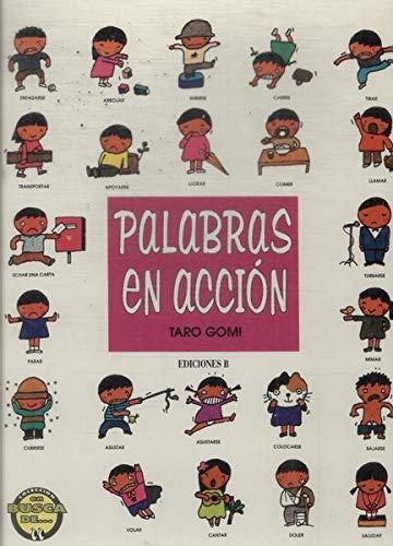 9788440633156: Palabras En Accion (Spanish Edition)