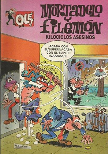9788440634054: Mortadelo y Filemón: los kilociclos asesinos