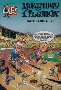 9788440636515: Gatolandia'76