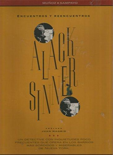 9788440637420: Alack Sinner: Encuentros y Reencuentros (Spanish Edition)