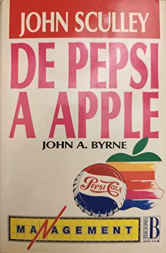 9788440640017: De Pepsi a Apple