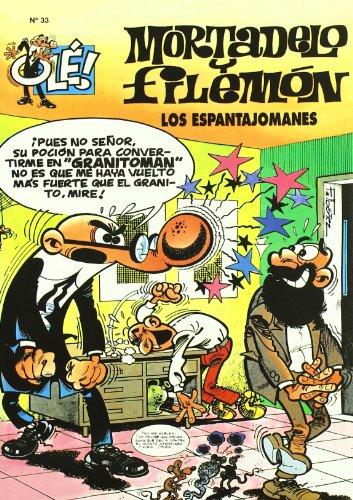 9788440641052: Ole Mortadelo Y Filemon 33 - Espantajamones (Ole Mortadelo (bediciones))