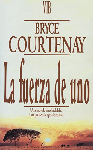 9788440641236: La Fuerza de Uno (Spanish Edition)