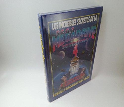 9788440641625: LOS INCREIBLES SECRETOS DE LA SEGA MEGADRIVE SECRETOS 4