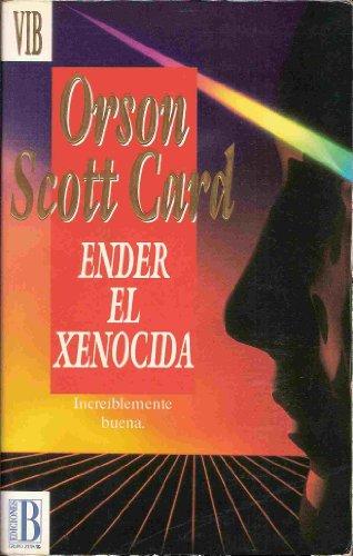 9788440642325: Ender el xenocida