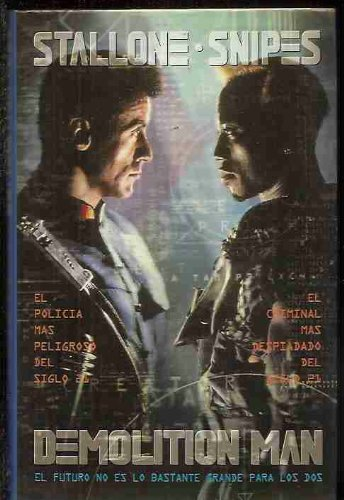 Demolition Man (Spanish Edition) (8440644582) by Osborne, Richard