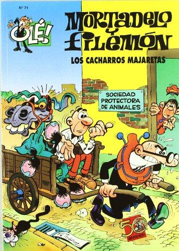 MORTADELO Y FILEMON LOS CACHARROS MAJAR