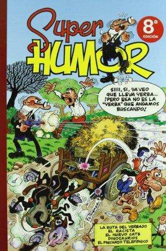 La ruta del yerbajo | El racista | El nuevo cate | Dinosaurios | El pinchazo telefónico (Súper Humor Mortadelo 17) - Francisco Ibáñez