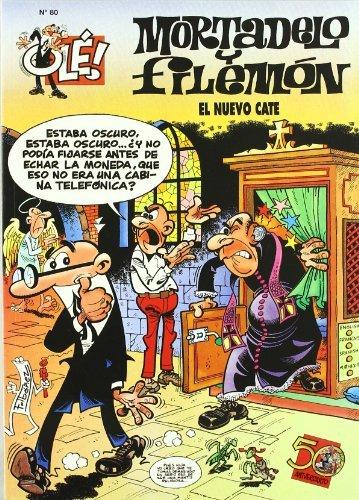 9788440649621: Mortadelo y Filemon: El Nuevo Cate (No. 80)