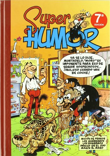 Super humor Mortadelo.