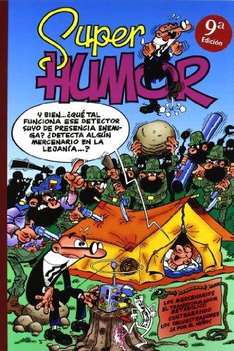 9788440649966: Los mercenarios (Súper Humor Mortadelo 14)