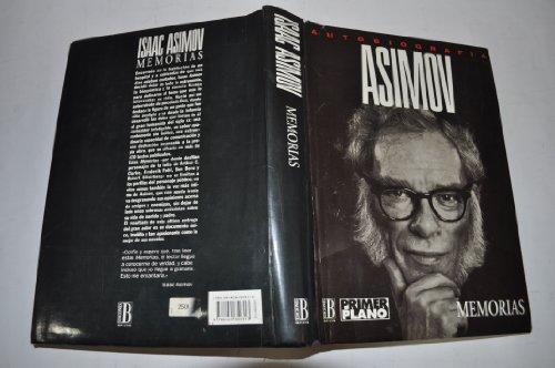 Memorias - Asimov (Spanish Edition): Asimov, Isaac