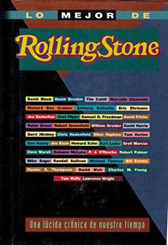 9788440653239: Lo mejor de rolling stones