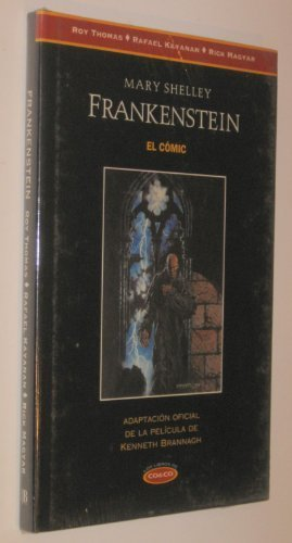 Frankenstein - El Comic - (Spanish Edition): Mary W. Shelley