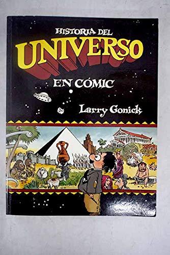 9788440655776: Historia del universo en comic
