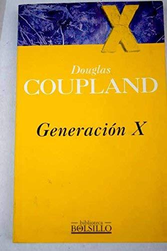 9788440659378: Generacion X