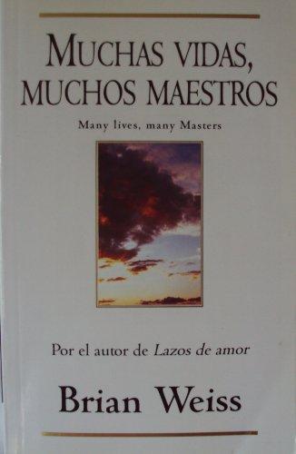 9788440660657: Muchas Vidas, Muchos Maestros (Spanish Edition)