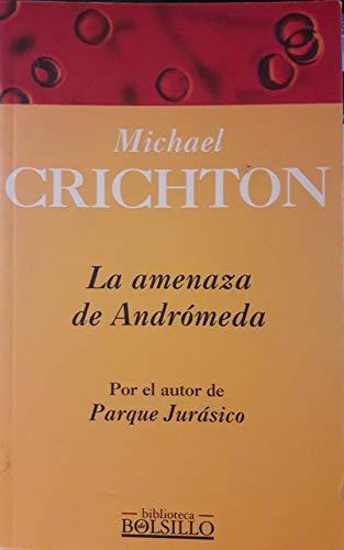 9788440661869: Anenaza de Andromeda, La (Spanish Edition)