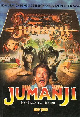 9788440661975: Jumanji (Spanish Edition)