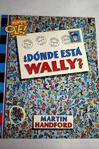 9788440662330: Donde esta wally